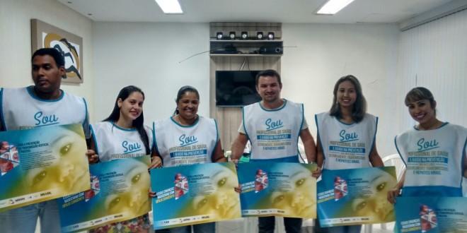 Campanha contra a Sífilis recebe o apoio do SEESE