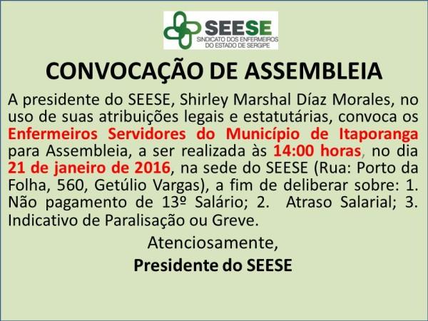 CONVOCAÇÃO DE ASSEMBLEIA_lagarto