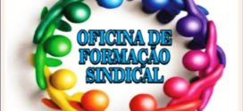 PROGRAMAÇÃO X OFICINA SINDICAL