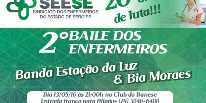BAILE DOS ENFERMEIROS SEESE