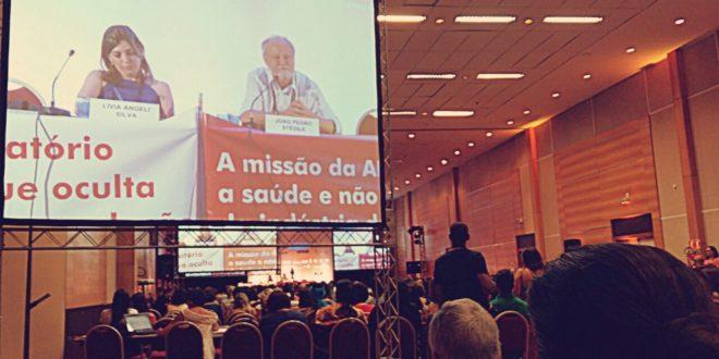 FNE e Seese envia representante para participar do 7º Simpósio Brasileiro de Vigilância Sanitária