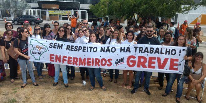 TCE bloqueia as contas da Prefeitura de Aracaju para pagar os servidores do município
