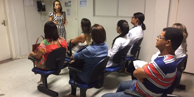 SEESE discute ACT 2017/2018 com enfermeiros da Ebserh no HU