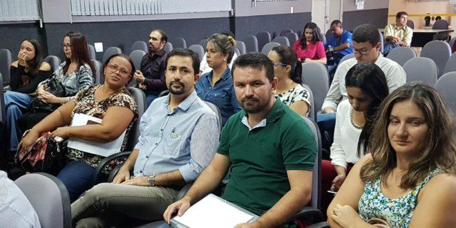 Seese participa da Reunião Ordinária da Comissão de Gestão de Saúde