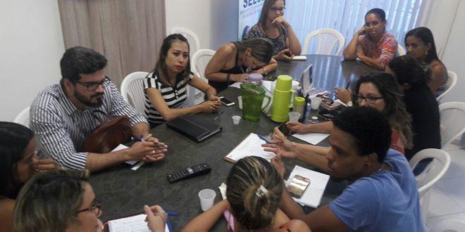 Enfermeiros do Samu participam de reunião no Seese   Seese ... 3afca1cced
