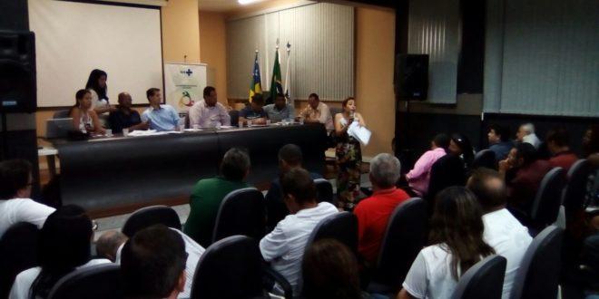 Direção do Seese participa de reunião dos Conselhos Municipal e Estadual de Saúde