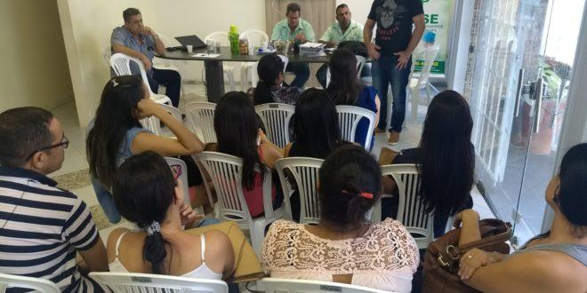 Enfermeiros, odontólogos, auxiliares e técnicos de enfermagem de Boquim participam de Assembleia Conjunta no Seese