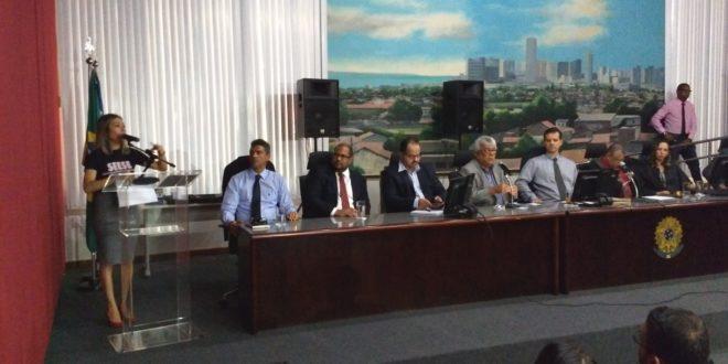 Em audiência pública, MPF informa data de extinção do contrato da FHS com a SES