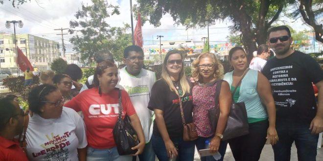 Seese participa de reunião dos Sindicatos dos Servidores PúblicosEstaduais